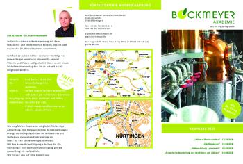Aktuelle Broschüre von Karl Bockmeyer Kellereitechnik