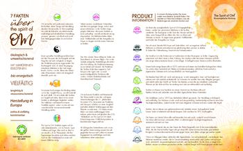 Aktuelle Broschüre von Ökologische Wellnessbekleidung - Gisela Schumacher